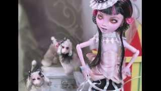 CUSTOM Monster HIgh & Barbie UPDATE for November and December - YouTube