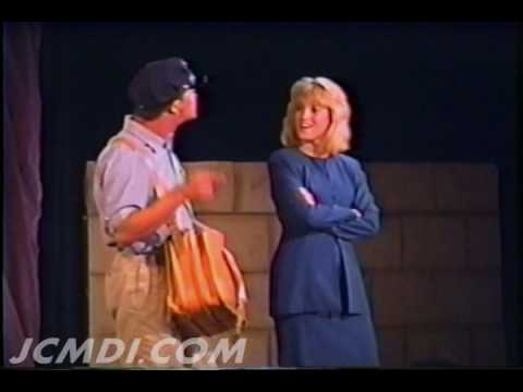 Postal Service on The JCMDI Comedy Show