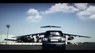 Nissan Patrol Y62 Record Pull