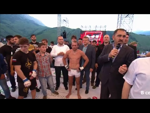 M-1 Challenge 81: Battle in the mountains 6 live, June 22, 10:00 GMT (видео)