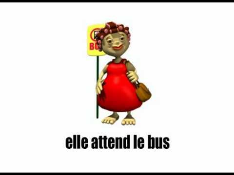 [Basic French lesson] [Vocabulary] Que fait-elle – La femme au foyer
