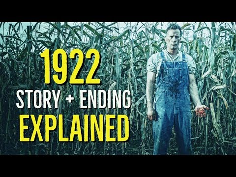 Stephen King's 1922 (STORY + ENDING) Explained