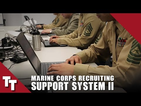 Tactical Tuesday: Marine Corps Recruiting Information Support System II