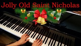 Jolly Old Saint Nicholas