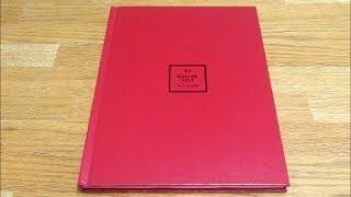 (Unboxing) VIXX 3rd Full Album Eau De VIXX (Red ver)