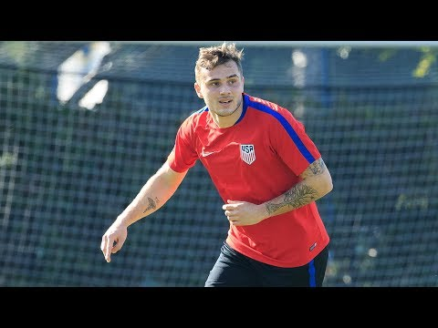 Video: Interview: Jordan Morris on January Camp with USMNT