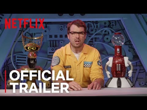 Mystery Science Theater 3000: The Gauntlet | Official Trailer [HD] | Netflix
