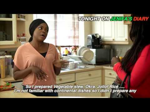 JENIFA'S DIARY SEASON 7 EPISODE 6 - Showing Tonight On NTA