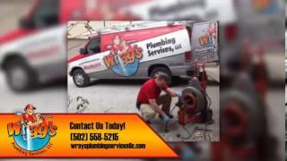 Wray's Plumbing Service's LLC YouTube video