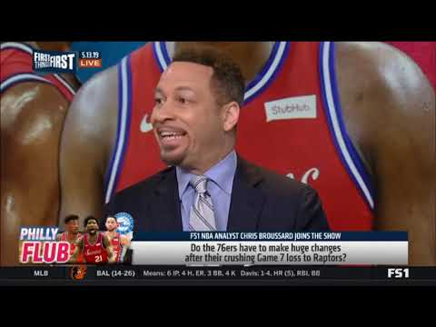 Do the 76ers have to make huge changes after their crushing loss to Raptors? Chris & Nick DEBATE