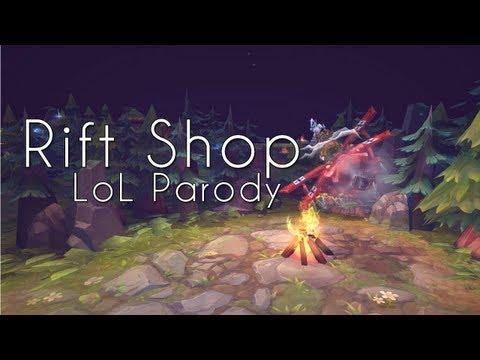 Rift Shop - Sonny Psydup, Collective, Cody [Thrift Shop League of Legends PARODY]