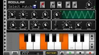 Caustic – Modular Synth tutorial