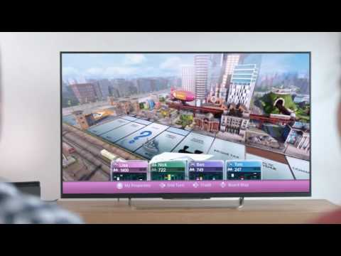 Monopoly для Nintendo Switch — трейлер анонса
