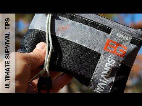 Gerber Bear Grylls ULTIMATE Survival Kit – REVIEW – Best Survival Kit for Emergencies and Disasters?