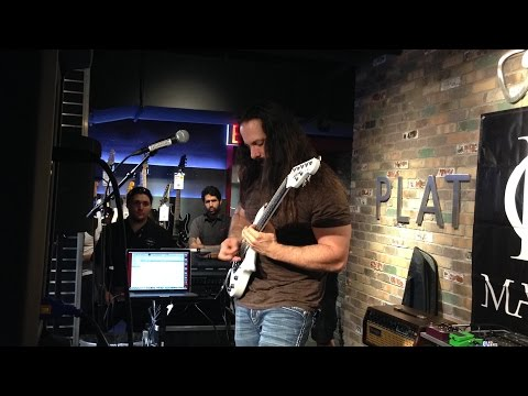 John Petrucci – Guitar Center – Dance Of Eternity – Q&A