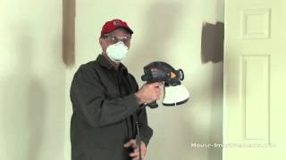 Video How To Use an Electric Airless Paint Sprayer MP3, 3GP, MP4, WEBM, AVI, FLV Desember 2018