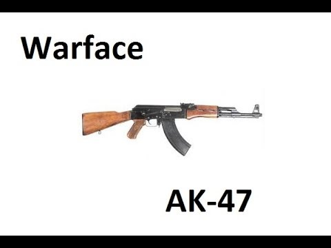 Warface - AK-47 (AW)