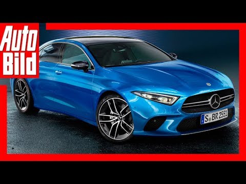 Mercedes-Benz CLA (2019) / A-Klasse Sedan - Zukunftsaus ...