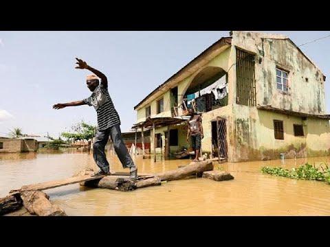 Photos: Nigeria floods cause deaths, displacements, 10 states hit