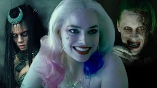 What Wasn't In Suicide Squad: All the Deleted Scenes Cut Out of the Trailers