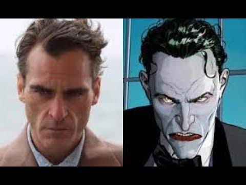 Joaquin Phoenix confirmed to play The Joker