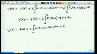 Mod-01 Lec-27 Calculus Of Variations And Integral Equations