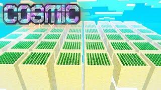 Spending $80,000,000 On Beets - Minecraft Cosmic Sky #6   JeromeASF
