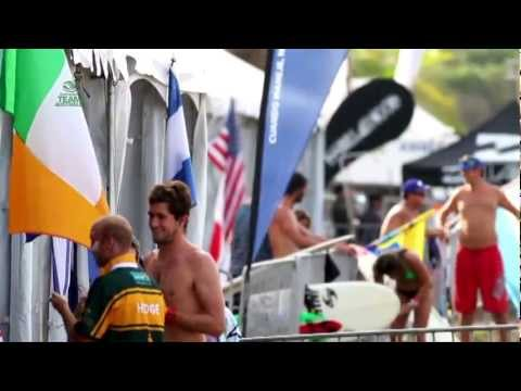 TravelSIM Team Australia World Surfing Games 2011 – Panama | Surfing