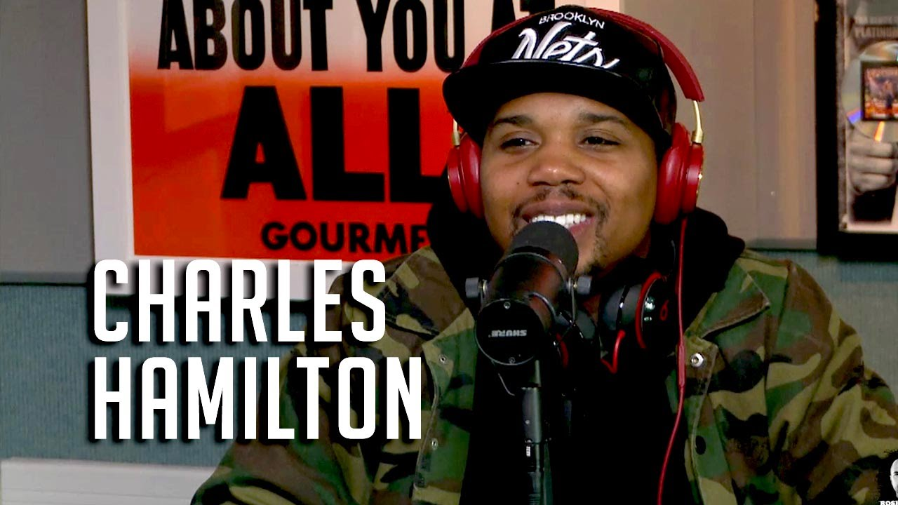 Charles Hamilton Interview & Freestyle on Hot 97