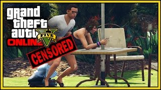 I DONT WANT TO GET RAPED AGAIN! (GTA 5 ONLINE RAPE MOD)