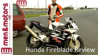 5. Honda Fireblade Review (2003)