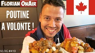 Video POUTINE à VOLONTE à MONTREAL - VLOG #410 MP3, 3GP, MP4, WEBM, AVI, FLV Agustus 2017