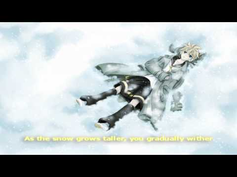 Soundless Voice - Len Kagamine {English Sub + Mp3 Download} (видео)