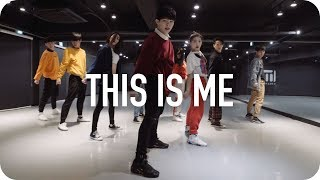 Video This is me - The Greatest Showman OST / Jun Liu Choreography MP3, 3GP, MP4, WEBM, AVI, FLV April 2018