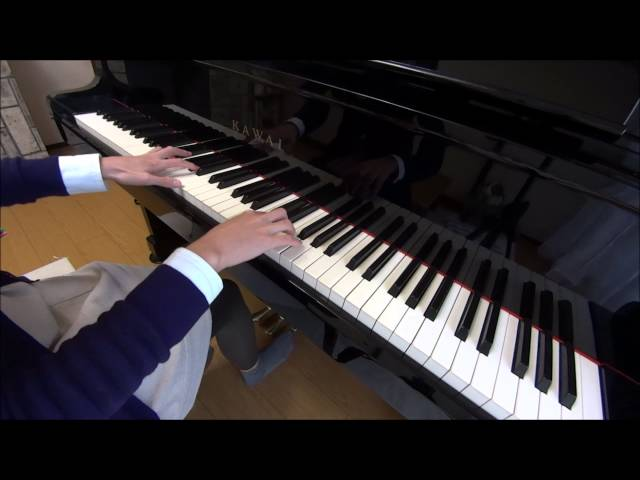 童謡・唱歌「こいのぼり」(歌詞・コード付)をピアノで弾いてみた♪