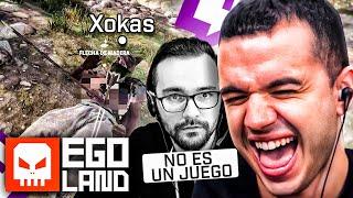 """""""MAT0 AL XOKAS EN EGOLAND Y ME DICE ESTO"""" MEJORES MOMENTOS DEL DIRECTO"""