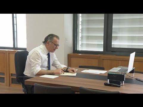 Υπογραφή Στρατηγικού Σχεδίου Συνεργασίας Ελλάδας-Ηνωμένου Βασιλείου για το Μεταναστευτικό