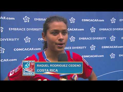Interview Match Costa Rica vs Jamaica