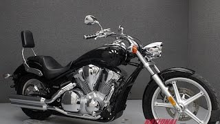 6. 2010  HONDA  VT1300 SABRE - National Powersports Distributors