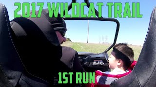 9. 1st Run With the New 2017 Wildcat Trail