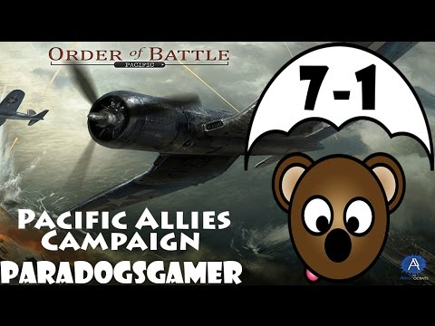 Order Of Battle - Pacific - Pacific Allies - Guadalcanal Part 1