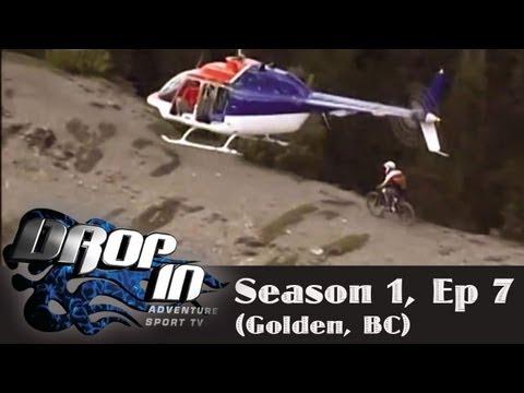 Drop In TV, Season 1 Ep. 7 (the original mountain bike TV series) FULL EPISODE