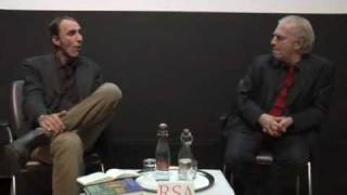 Martin Rowson in conversation with Will Self