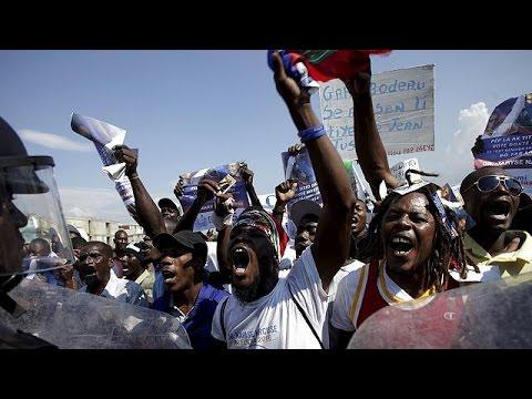 Αϊτή: Διαδήλωση για την επέτειο του πραξικοπήματος
