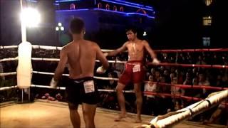 Khmer Sports - Lethwei-Myanmar Vs Kun Khmer-Cambodia