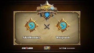 Whiplash vs AKAWonder, game 1