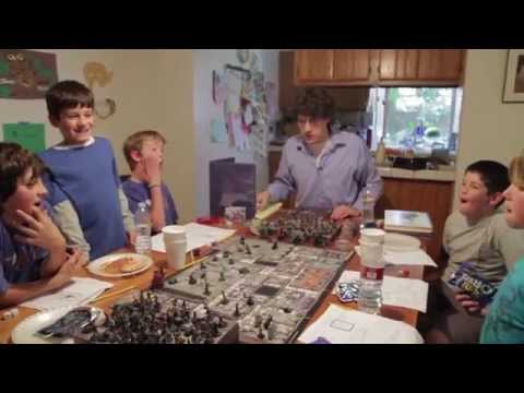 Boys React to Girls Playing Dungeons and Dragons (DnDnG) (видео)