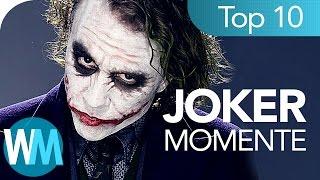 Top 10 Momente des Jokers •