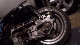 8. GY6 150cc Ruckus Gear Change tutorial