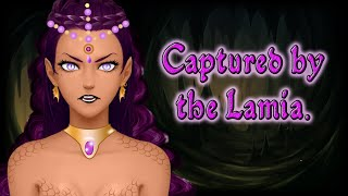 Video (ASMR) Captured by the Lamia  (Snake demoness Roleplay) MP3, 3GP, MP4, WEBM, AVI, FLV Agustus 2018